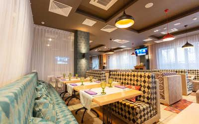 Банкетный зал ресторана Чайхана Chalet на улице Академика Янгеля фото 1