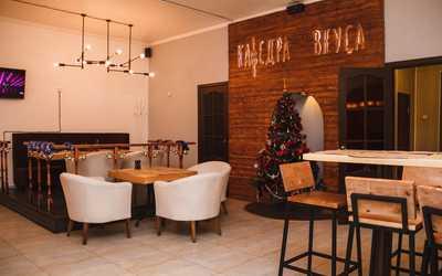Банкетный зал кафе Кафедра Вкуса на 7-ой Красноармейской фото 1