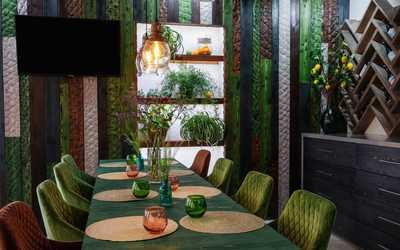 Банкетный зал ресторана Есть в кубе (Есть3) на улице Рылеева фото 2
