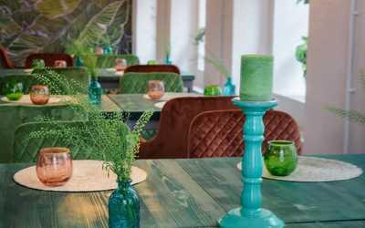 Банкетный зал ресторана Есть в кубе (Есть3) на улице Рылеева фото 3
