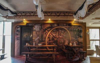Банкетный зал гастробар Пиратская пристань на Красной фото 2