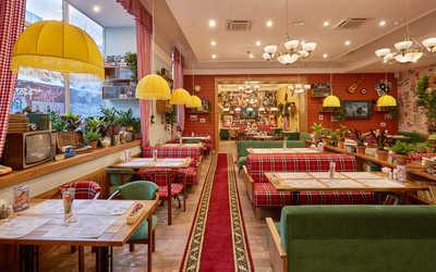 Банкетный зал кафе Вареничная №1 на Мясницкой улице фото 3