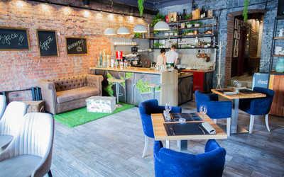 Банкетный зал кафе Family Friends на 9-ой линии В.О. фото 3