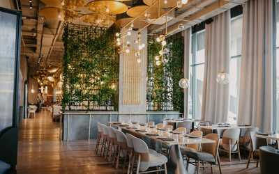 Банкетный зал ресторана Полёт на Ходынском бульваре фото 1