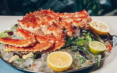 Меню ресторана La Marenn на Сукромке фото 2