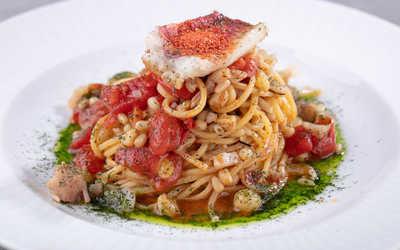 Меню ресторана Il Siciliano (Иль Сичилиано) на Кутузовском проспекте фото 3