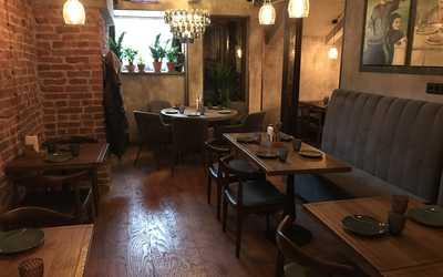Банкетный зал ресторана Гоги (Gogi) на Невском проспекте фото 3