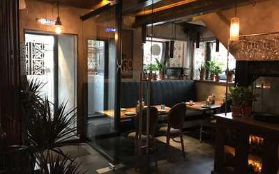 Банкетный зал ресторана Гоги (Gogi) на Невском проспекте фото 1